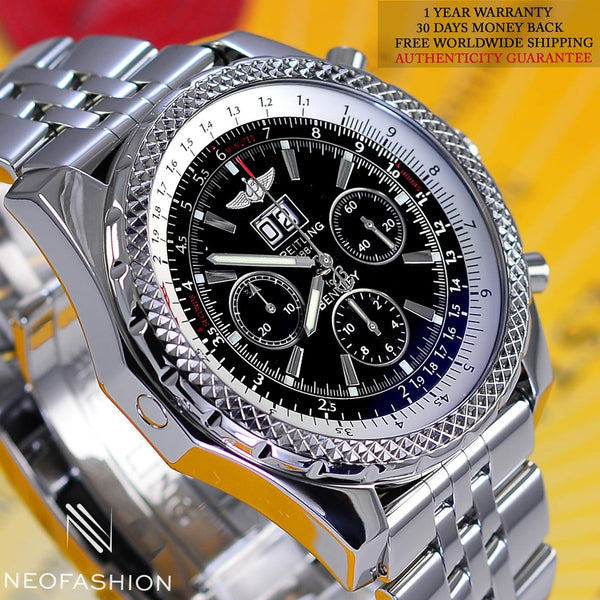 Breitling Bentley Speed 6.75 A44362 - NeoFashionStore