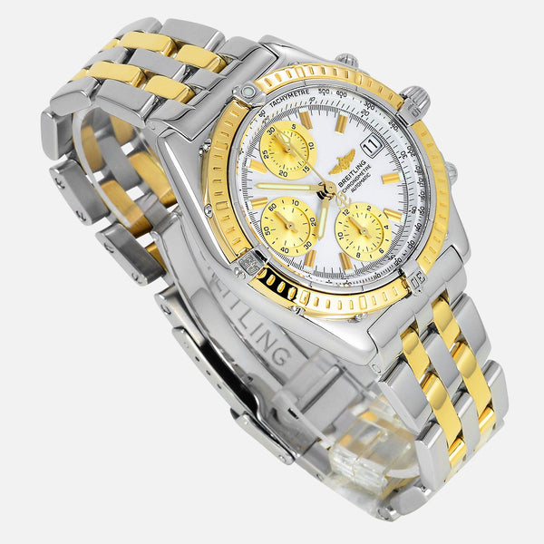 Breitling Chronomat Mother Of Pearl Dial D13352