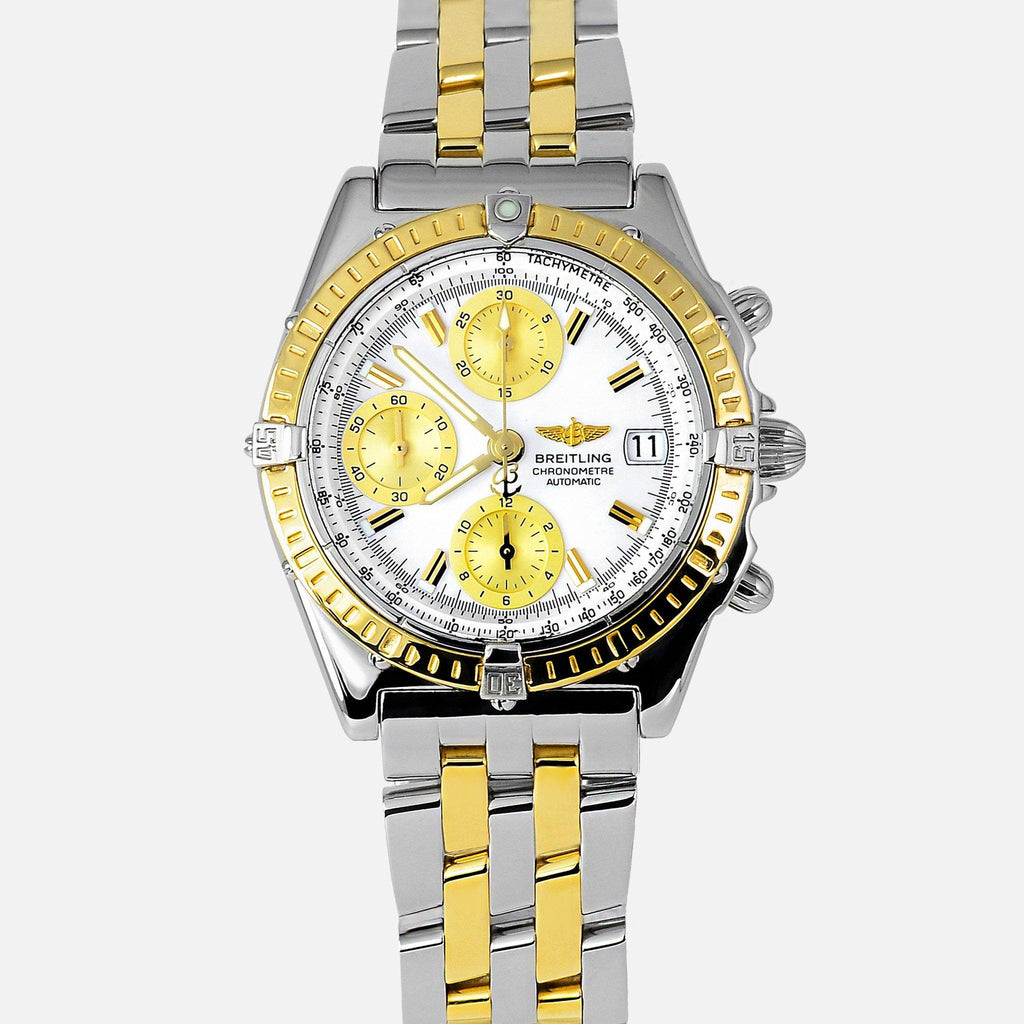 Breitling Chronomat Mother Of Pearl Dial D13352 - NeoFashionStore