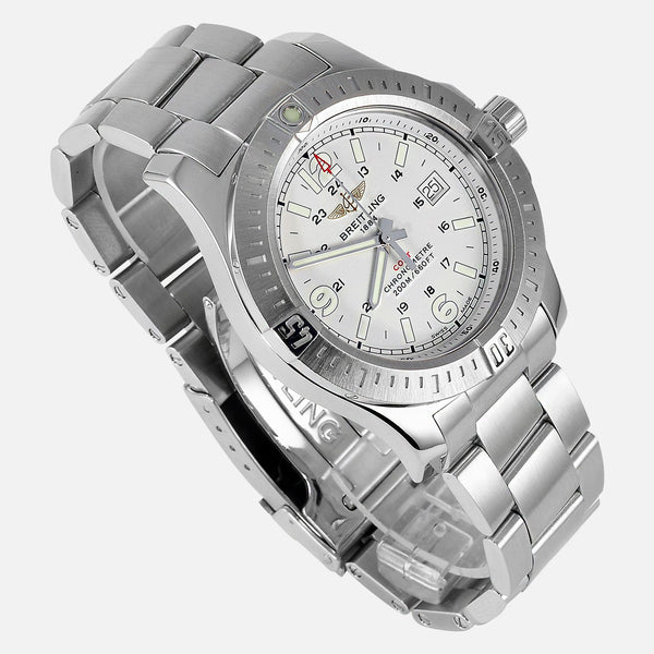 Breitling Colt Chronometer Quartz A74388 Mens Luxury Watch - NeoFashionStore