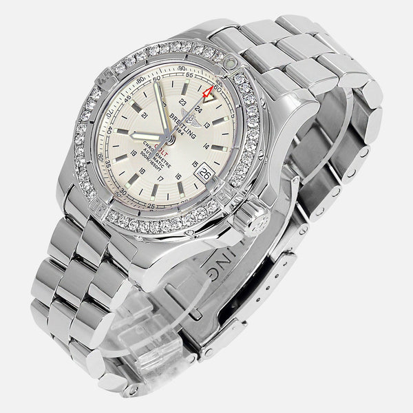 Breitling Colt Automatic II Diamond Bezel A17380 - NeoFashionStore