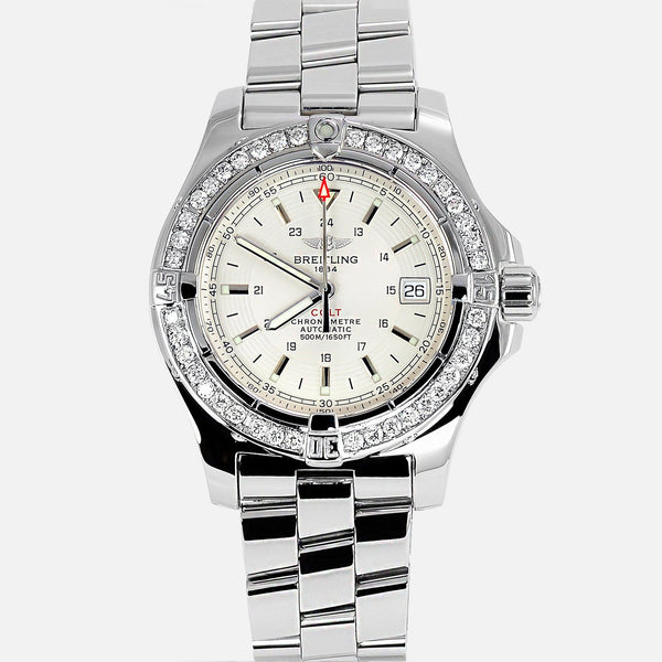 Breitling Colt Automatic II Diamond Bezel A17380 - NeoFashion Store
