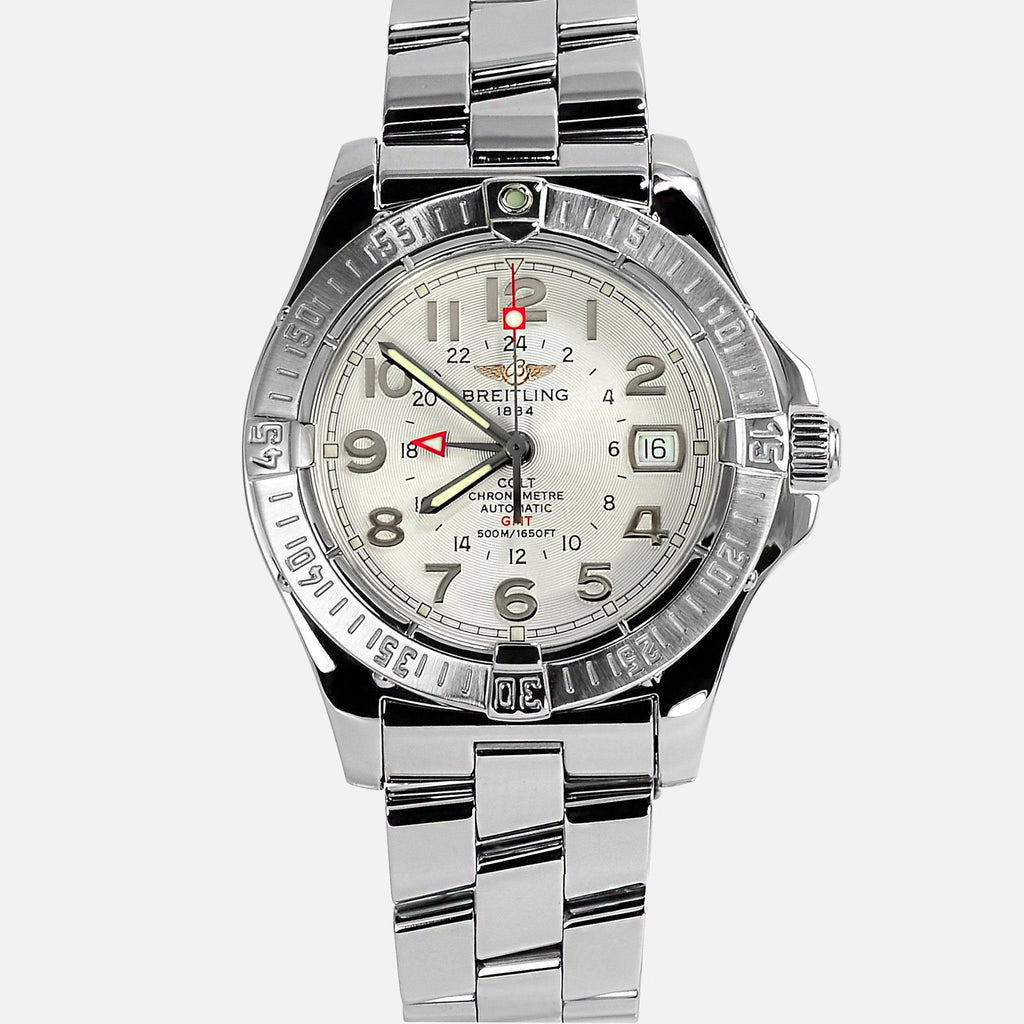 Breitling Colt Automatic Chronometer GMT A32350 - NeoFashionStore