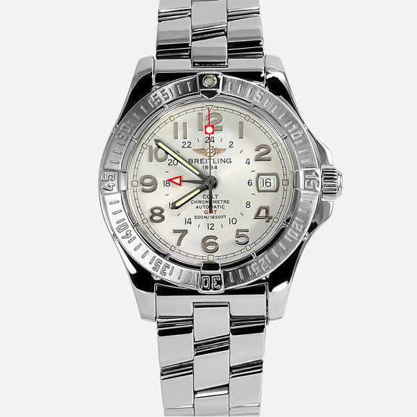 Breitling Colt Automatic Chronometer GMT A32350 - NeoFashion Store