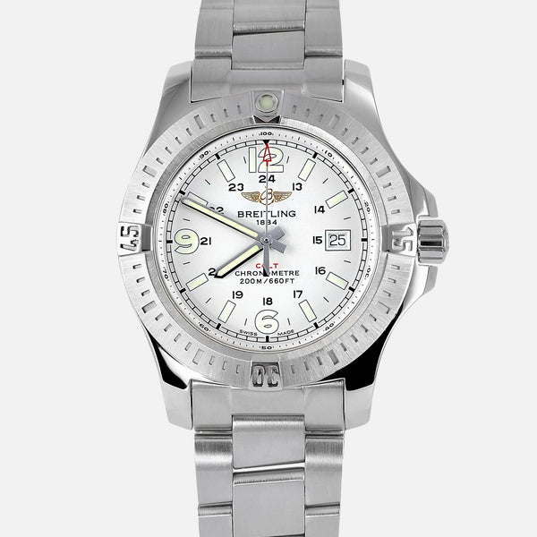 Breitling Colt Chronometer Quartz A74388 Mens Luxury Watch - NeoFashion Store