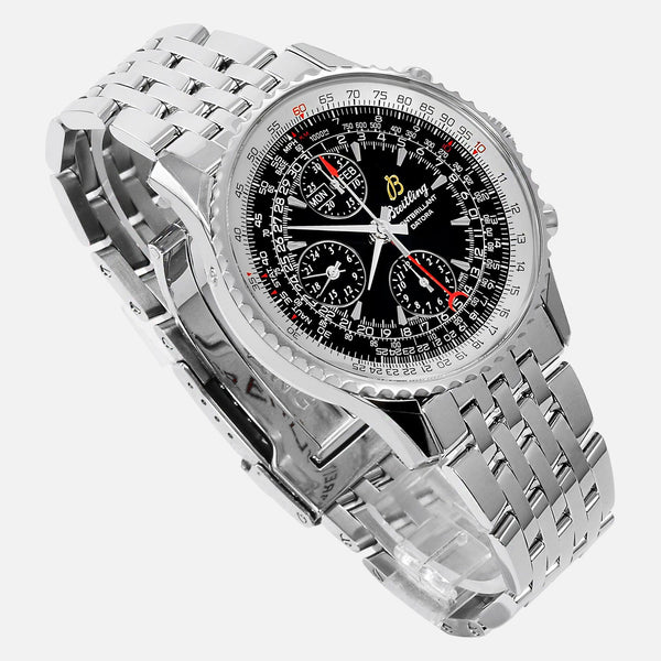 Breitling Navitimer Montbrillant Datora A21330 Mens Luxury Watch - NeoFashion Store