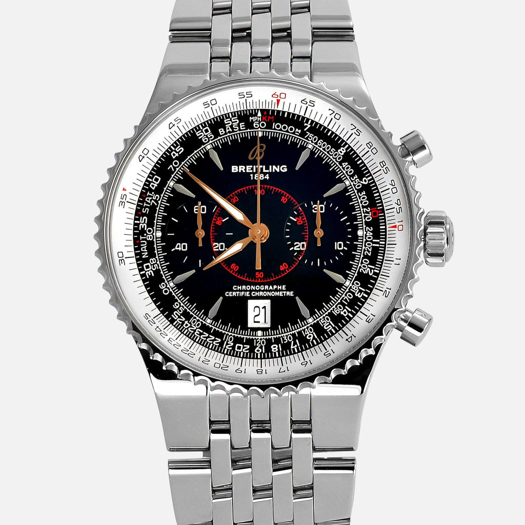 Breitling Montbrillant Legende A23340 Mens Luxury Watch - NeoFashionStore