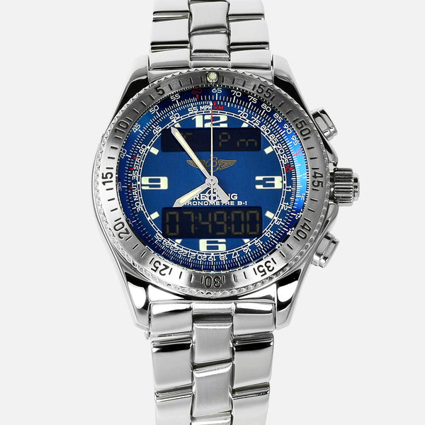 Breitling Professional B1 Chronometer Blue Dial A78362 - NeoFashion Store