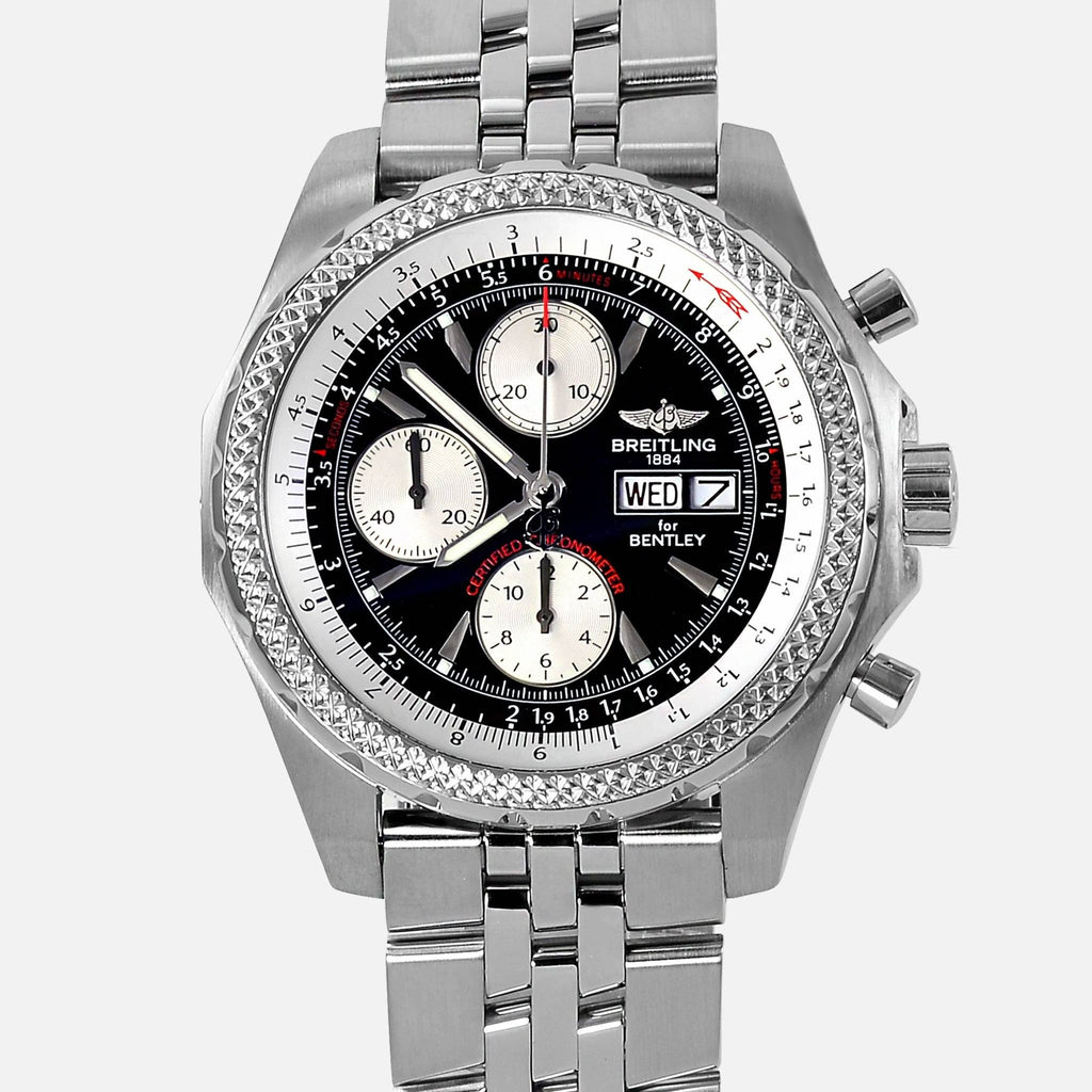 Breitling For Bentley GT Continental Black Dial A13363 - NeoFashion Store