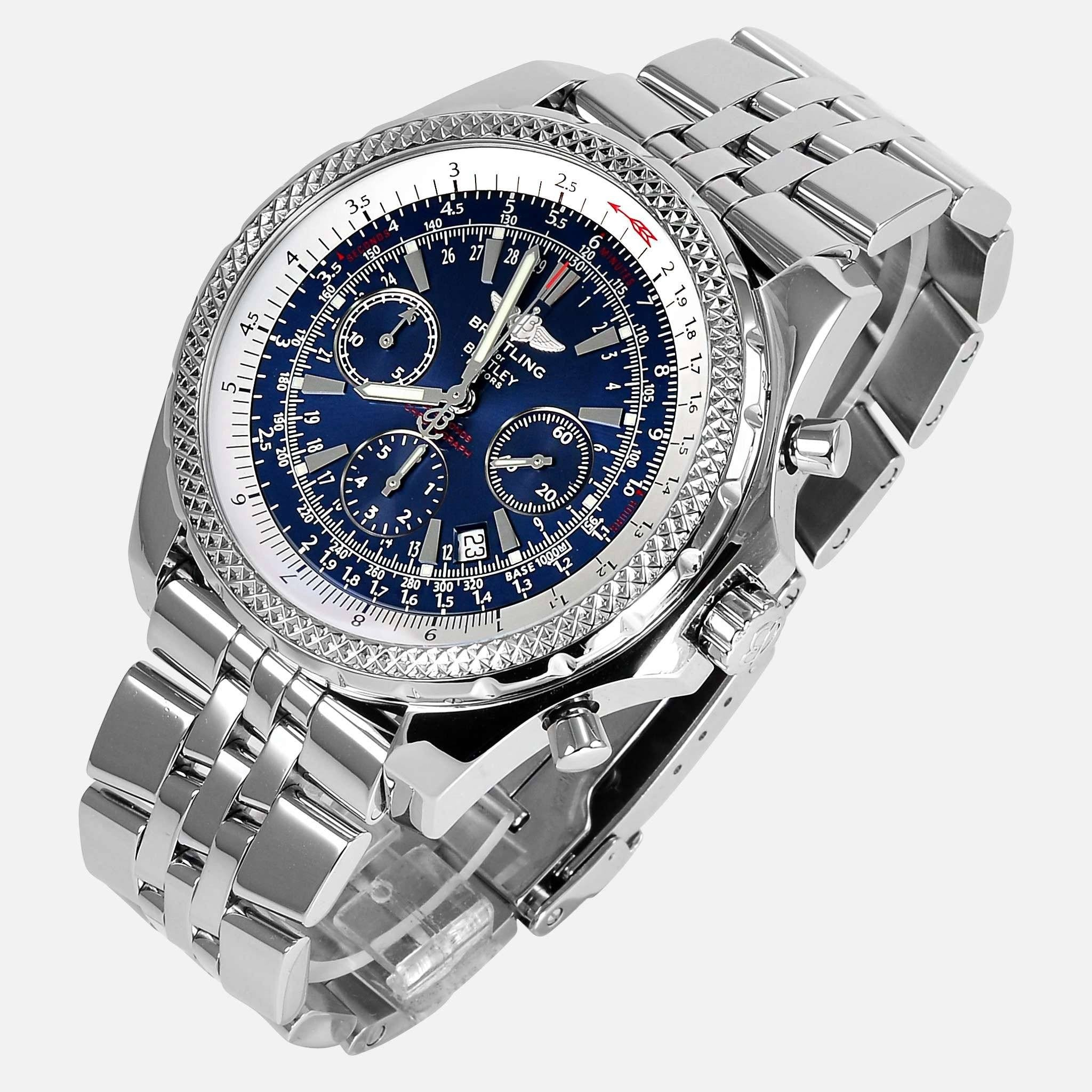 mop watch automatic breitling bentley special dial motors edition shop custom chronograph gmt copy black mens diamond