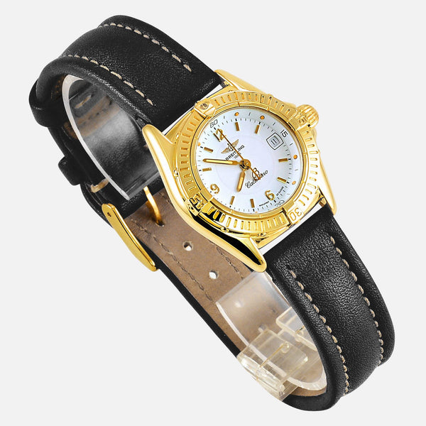 Breitling Callistino Ladies 18K Yellow Gold K52045 - NeoFashion Store