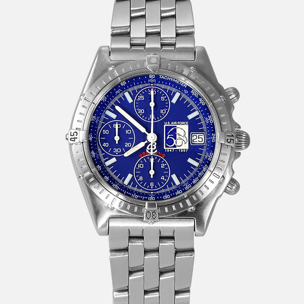 Breitling Chronomat US Air Force 50th Anniversary Limited Edition A13050 - NeoFashion Store