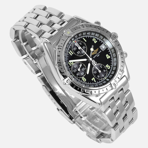 Breitling Chronomat Longitude 2nd Time Zone GMT Watch A20048