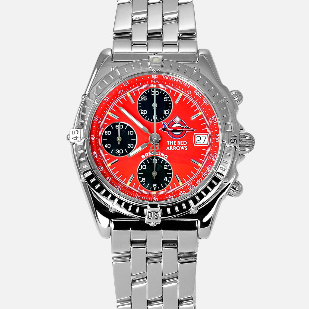 breitling chronomat red arrows limited edition a13050. Black Bedroom Furniture Sets. Home Design Ideas