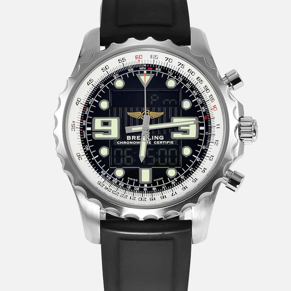Breitling Chronospace Chronometer SuperQuartz A78365