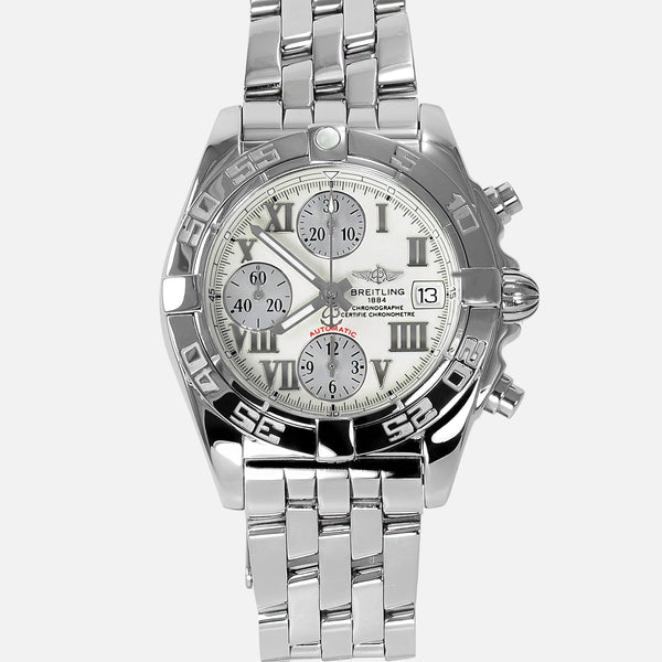 Breitling Galactic Chronograph 39mm Stainless Steel A13358 - NeoFashionStore