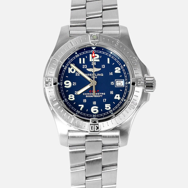 Breitling Colt Chronometer Quartz A74380 Mens Luxury Watch - NeoFashion Store
