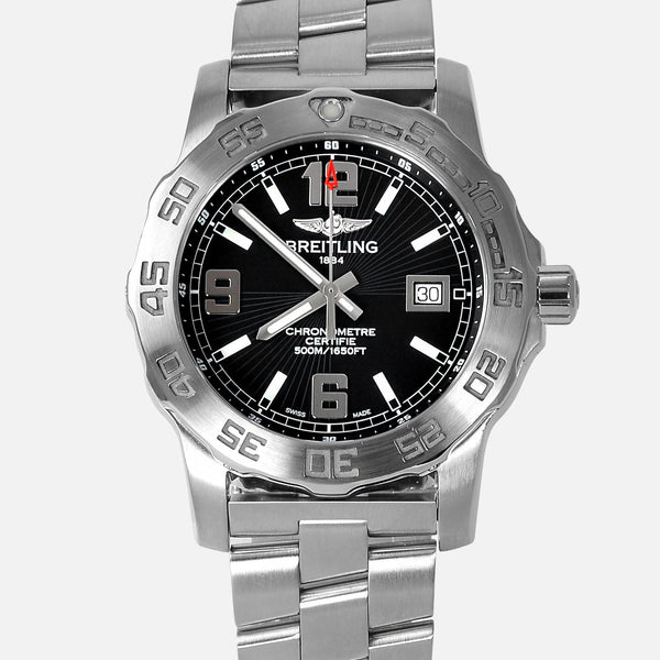 Breitling Colt Chronometer 44 Super Quartz Stainless Steel A74387 - NeoFashion Store