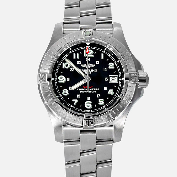 Breitling Colt Chronometer Quartz A74380 Mens Luxury Watch - NeoFashionStore