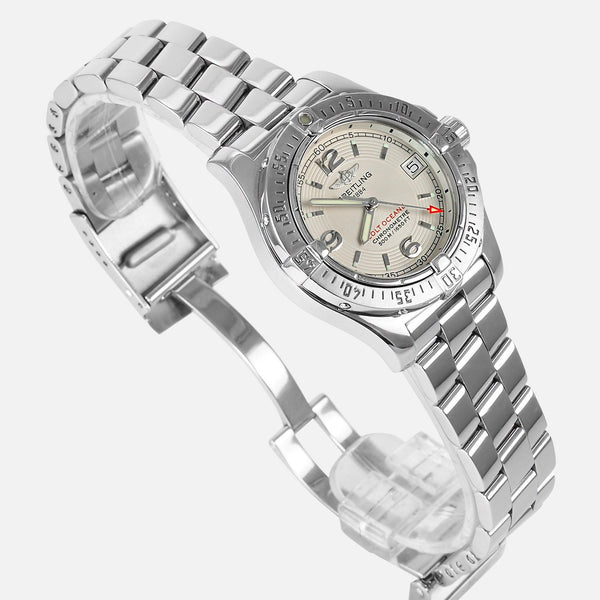 Breitling Colt Oceane Chronomater A77380 Ladies Luxury Watch - NeoFashion Store