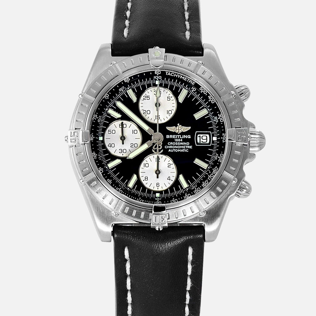 Breitling Chronomat Crosswind Racing Black Dial A13355 - NeoFashionStore