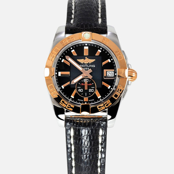 Breitling Galactic 36 Automatic 18K Rose Gold/SS Ladies Watch C37330 - NeoFashionStore