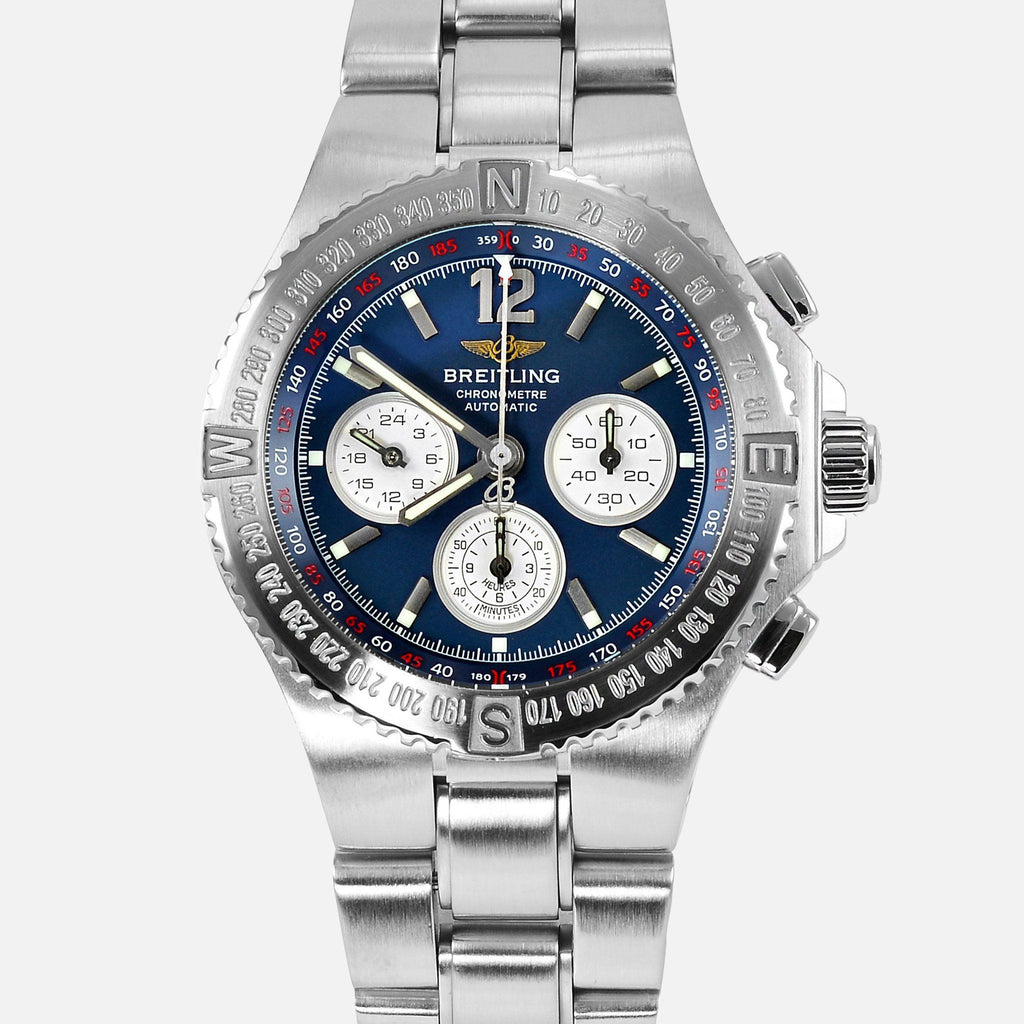 Breitling Hercules Chronograph Automatic A39362 Mens Watch - NeoFashionStore