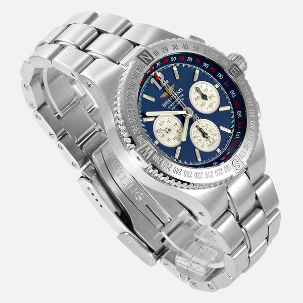Breitling Hercules Chronograph Automatic A39362 Mens Watch