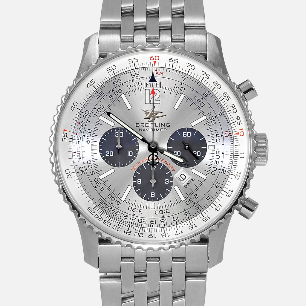 Breitling Navitimer 50th Anniversary Special Edition A41322 - NeoFashionStore