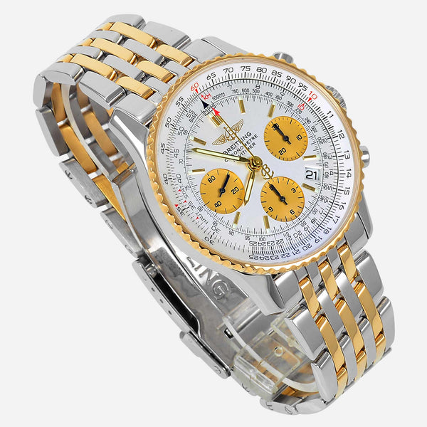 Breitling Navitimer Two-Tone 18K Gold/SS D23322 - NeoFashionStore