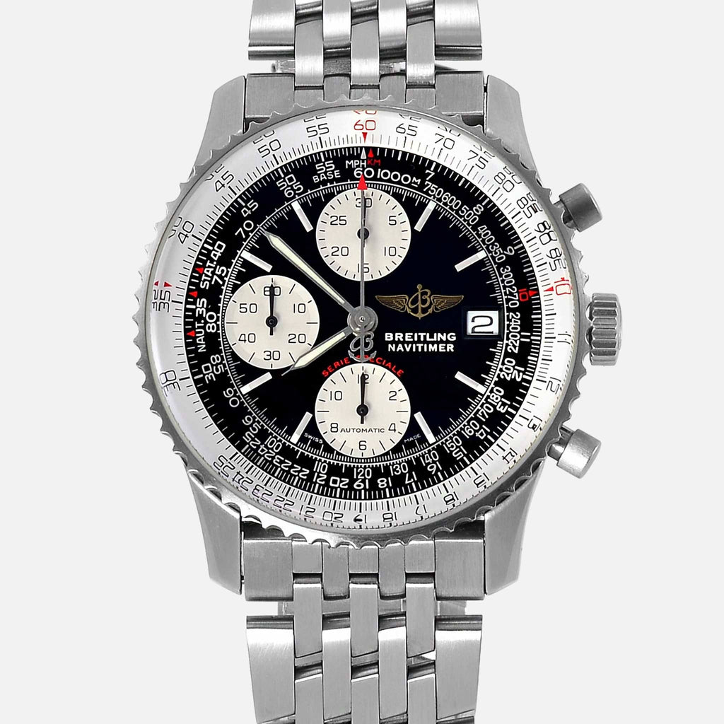 Breitling Navitimer Fighters Special Edition Stainless