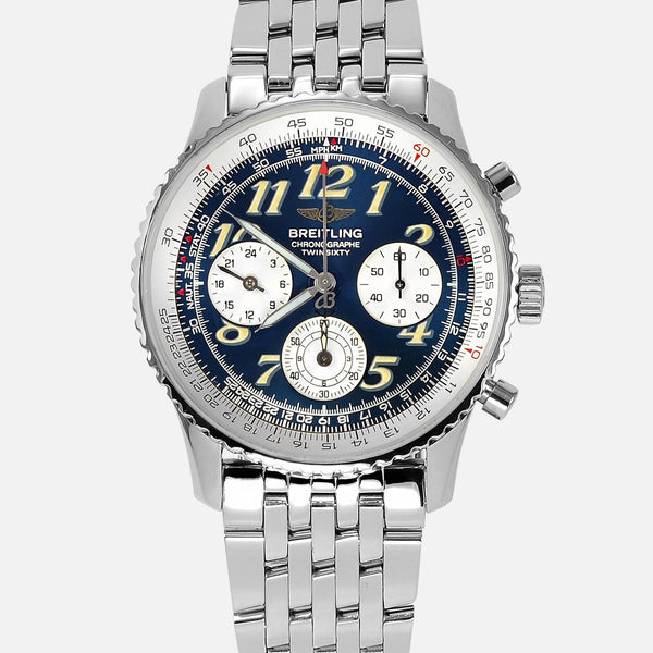 Breitling Navitimer Twin Sixty Special Edition A39022 - NeoFashionStore