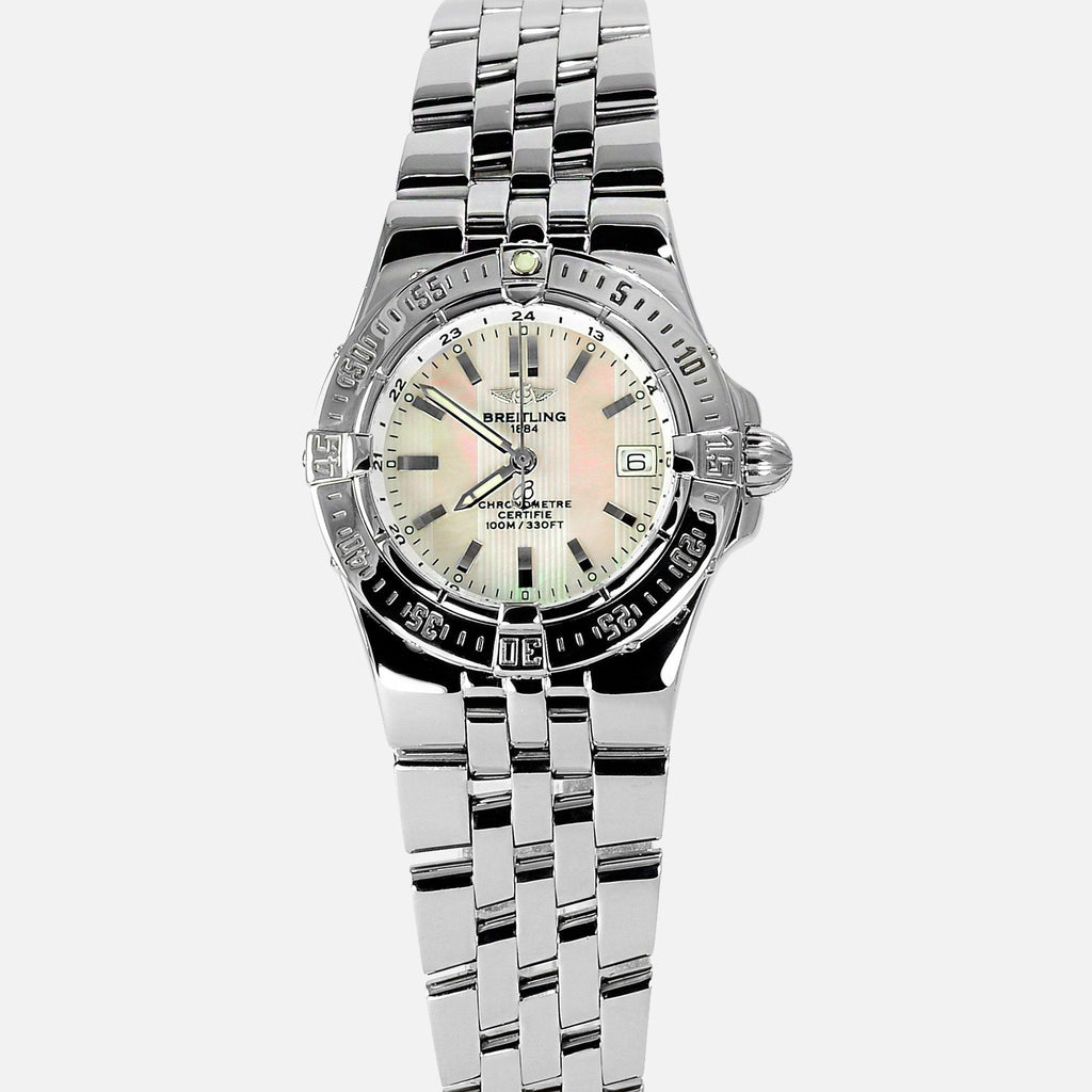 Breitling Starliner Chronometer MOP Ladies A71340 - NeoFashionStore