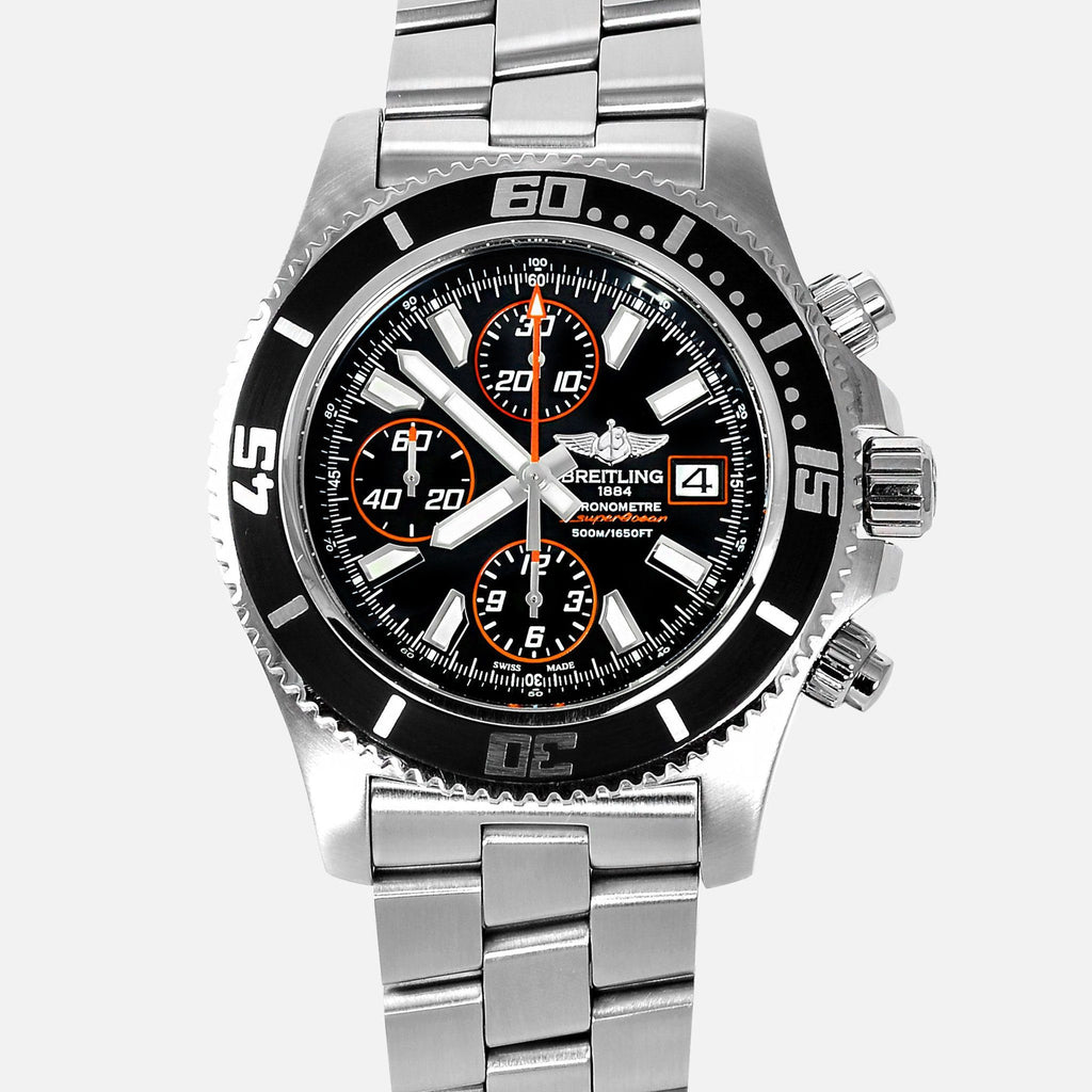Breitling Superocean Chronograph II Reference A13341 - NeoFashionStore