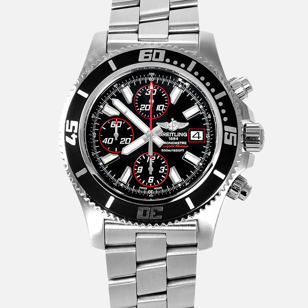 Breitling Superocean II Chronograph Reference A13341 - NeoFashionStore