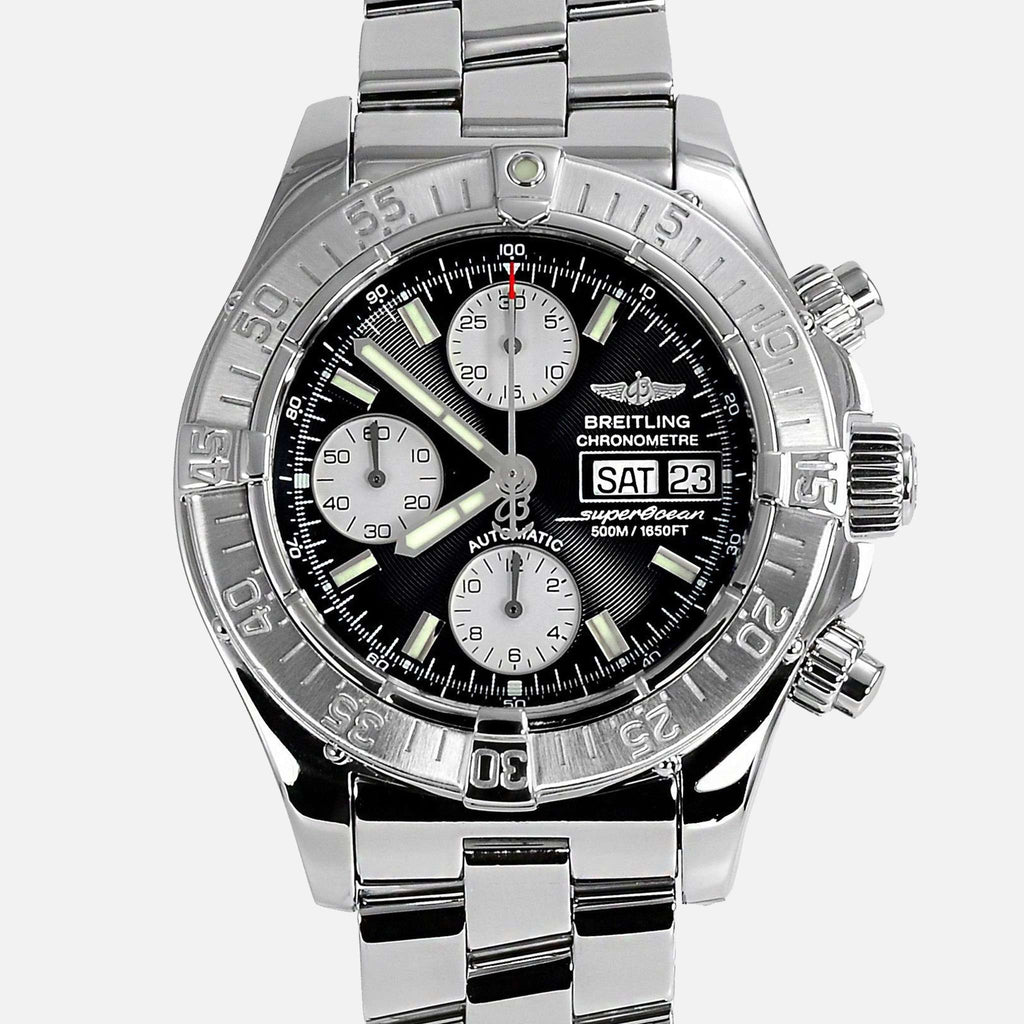 Breitling Superocean Chronograph Divers Watch A13340 - NeoFashionStore