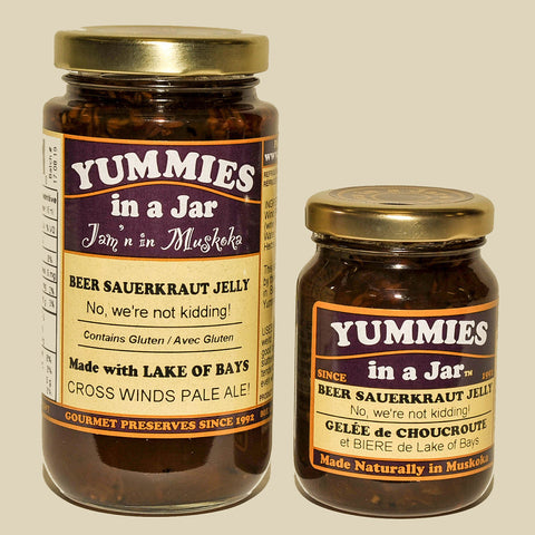 Beer Sauerkraut Jelly