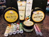 *Bee by the Sea Body Creams and Lotions