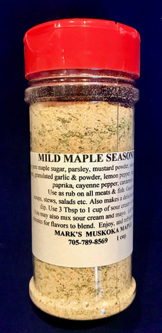 **Muskoka Maple Sugar