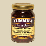 Muskoka Medley No Sugar Added Jam