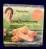**Spring Rolls (Frozen, In-Store / curb side pick up only)