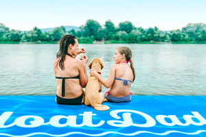 NEW Pet-Friendly Fabric-layered Lake Mats