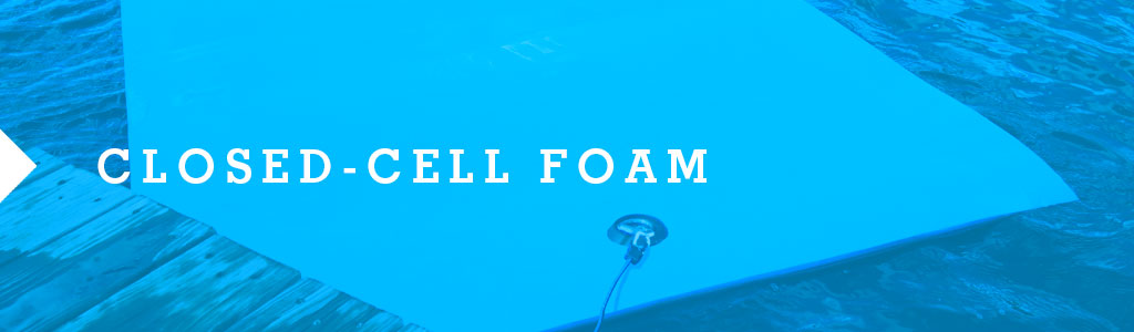 Foam Lake Float | FloatDaddy Closed-Cell High-Density Foam