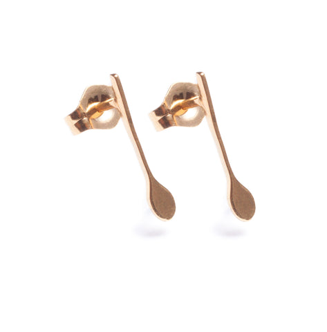 the golden spoon earrings