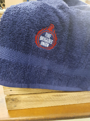 Station Sports Range Gym Towel