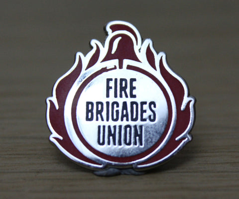 FBU Pin Badge
