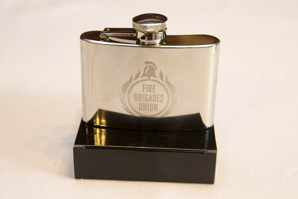 FBU Hip Flask 4oz