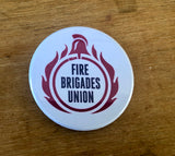 FBU bottle opener and fridge magnet