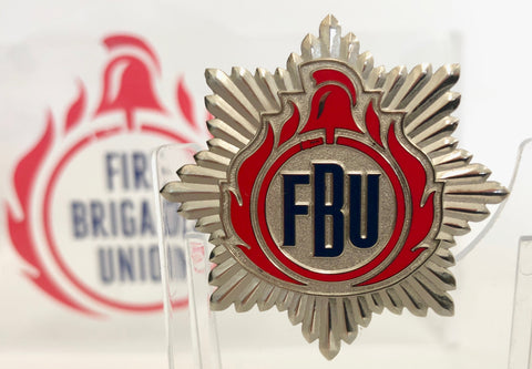 FBU Cap Badge