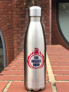Stainless steel insulated water bottle!